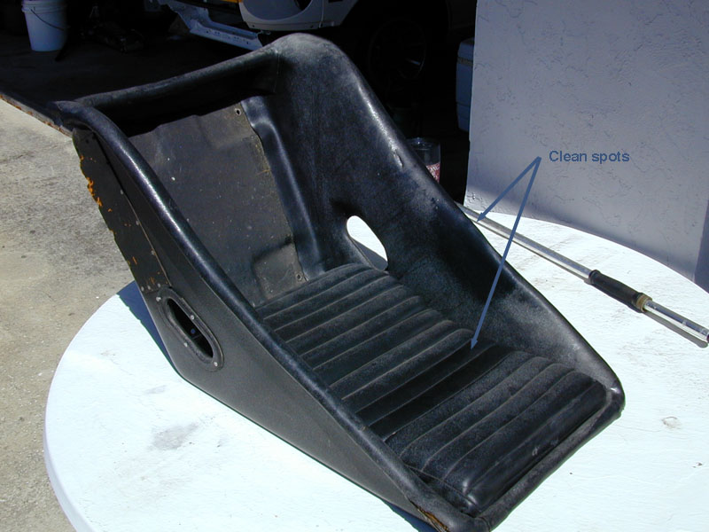 The Bre Racing Seat