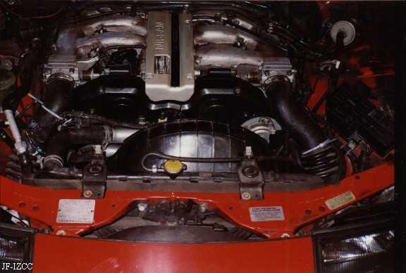 Alternator Belt Cost >> 90+ Nissan 300ZX Timing Belt Replacement