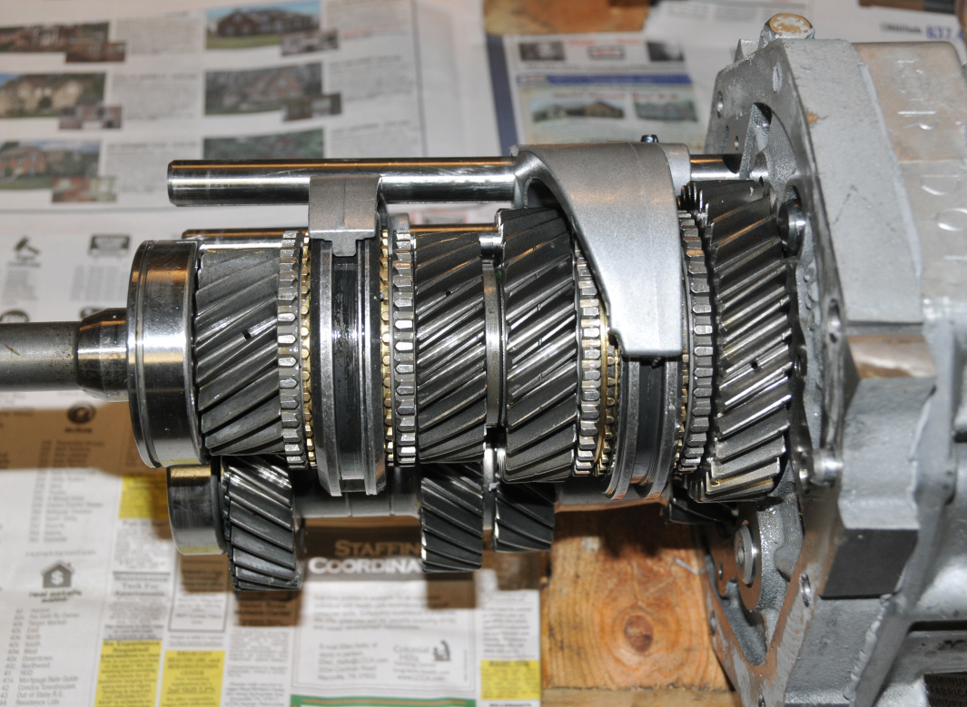 Nissan 71c transmission