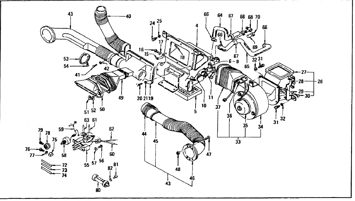 Datsun 240z Heater Hose Diagram ImageResizerTool Com