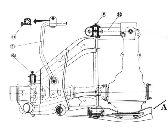 datsun 280z rear suspension diagram
