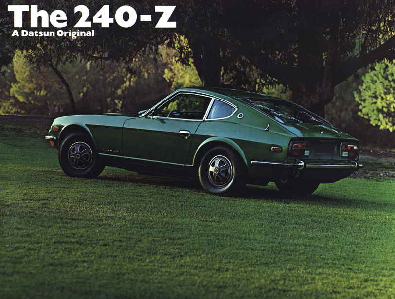 Z Car Picts