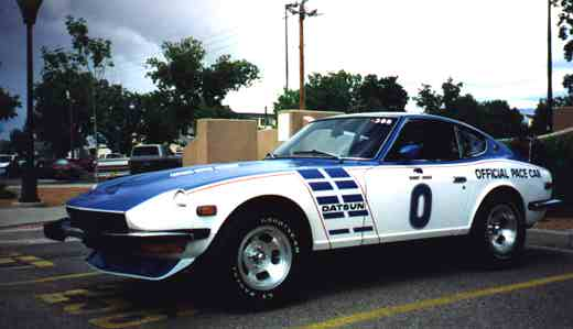 Worksheet. The Datsun Z  Pace Cars